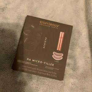 New Exuviance HA Micro Filler Skincare Kit